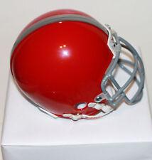 1950 - 1955 San Francisco 49ers Custom Throwback Riddell Mini Helmet