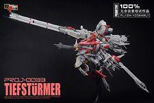 1/100 PROJ-0033 Tief Strumer Gundam Ex-S plastic model Deep Striker Plan303E