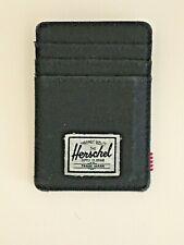 Herschel Supply Co. Raven RFID Men's Wallet w/ Money Clip - (Black)