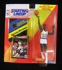 Georgetown University Hoyas 1992 DIKEMBE MUTOMBO Denver Nuggets SLU Figure