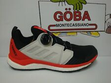 ADIDAS TERREX AGRAVIC BOA Core Black/Ftwr White/Active Red - BC0369
