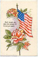 WW1 . Patriotique . Drapeau Américain . US Army . Patriotic . Flag .