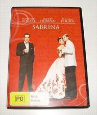 DVD - Sabrina - Humphrey Bogart - Audrey Hepburn - William Holden - REDUCED!!