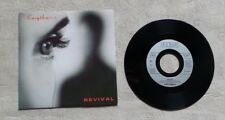 "S DISQUE VINYLE 45T 7"" SP / EURYTHMICS ""REVIVAL"" 1989 ROCK POP RCA PB 43099"