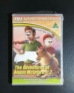 The Adventures Of Angus McIntyre 2: Ages 10-16+ *New / Sealed (PC & Mac) PC Game