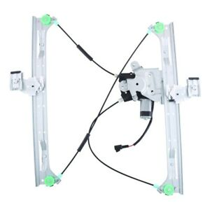Window Regulator-Power and Motor Assembly Front Right WAI WPR0520RM