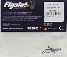 FLY 20104 MIRRORS FOR FLY SISU TRUCK SILVER NEW 1/32 SLOT CAR PART
