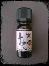Samhain MAGICO Olio, anointing, WITCH, pagane, wicca, HALLOWEEN, TUTTE hallows 10ml