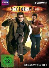 6 DVDs * DOCTOR WHO - DIE KOMPLETTE STAFFEL 3 # NEU OVP WVG