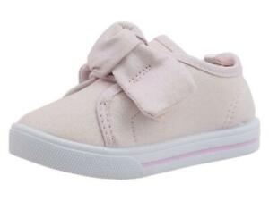 Carter's Toddler Girl's Alethia Pink Loafers Shoes Sz. 10T