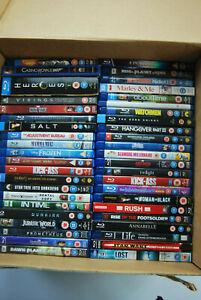 40+ Blu Ray Movies Job Lot
