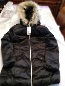 premium down/ feather duvet/plume youth, female winter coat