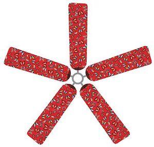 Butterflies Ceiling Fan Blade Covers