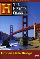 Modern Marvels: Golden Gate Bridge [New DVD] Manufactured On Demand