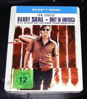 Barry Seal Only IN America Con Tom Cruise Limitata steelbook blu ray Nuovo & Ovp