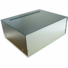 Aluminium Enclosure Desk Top Project Box 250x200x100mm
