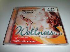 Wellness durch die Jahreszeiten - klassische CD