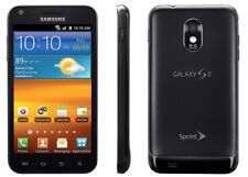 Samsung Galaxy S II Epic D710 4G LTE Black Sprint Smartphone