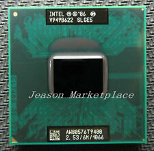10PCS Intel core 2 duo T9400 SLGE5 2.53 Ghz / 6 m / 1066 processor