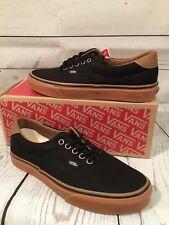 Vans Era 59 (C&L) Black And Classic Gumsole Mens 7