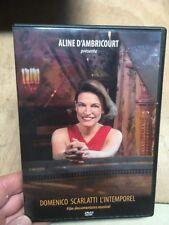 Domenico Scarlatti L'Intemporel:Documentary(UK DVD)Subtitles Aline D'Ambricourt