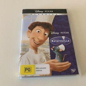 Disney Pixar Ratatouille - PAL DVD Region 4