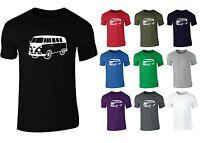 Mens Campervan Retro Van T-shirt NEW S-XXL