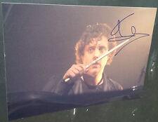 IAN MATTHEWS 'KASABIAN' In-person signed Photo 20x30 cm Autogramm
