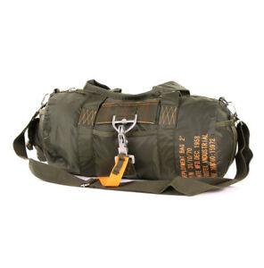US Army Para Bag Paratrooper Packtasche Fallschirmspringer Kampftasche Oliv #2
