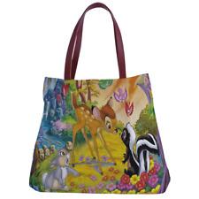 Borsa Beauty case Disney Bambi Ecopelle