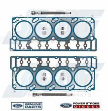 6.0L Powerstroke Diesel Genuine Ford OEM Pair of 18MM Head Gasket Kits VT365