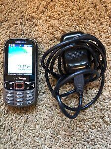 Samsung SCH-U485 Intensity III Verizon Cell Phone