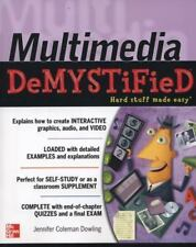 Multimedia Demystified, Dowling, Jennifer Coleman Book - Within Good Condition
