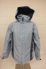 Columbia Convert Light Blue High-Quality Technical Shell Jacket Women's Large