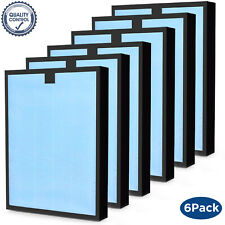 6 Pack Replacement Filter for SimPure HP8 / Airthereal APH260 Air Purifier