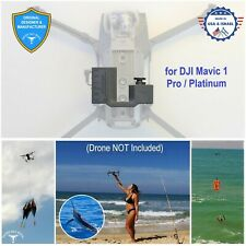 PROFESSIONAL Release Device , Drone Fishing , Payload Delivery for DJI Mavic PRO