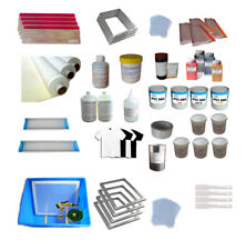TechTongda Small Screen Printing Material Package for Commercial Screen Printing