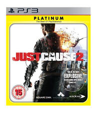 Just Cause 2 - Platinum (PS3), Playstation 3, PlayStation 3 | 5021290041806 | Ne