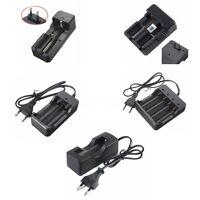 4.2v EU Chargeur Charger Pr Accu Batterie Battery Pile 26650 18650 LI-ION Voyage
