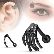 Tragus Piercing Stainless Cartilage Steel Jewelry Body 316L Helix