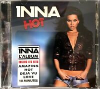 FRENCH CD ALBUM INNA HOT + BONUS EDITION RARE COLLECTOR COMME NEUF 2011