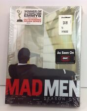 MAD MEN Season One Brand New In a The Wrapper FREE US Shipping