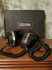 Vintage Koss Headphones Quadrafonic K/ 2+2, 4 Channel Excellent with Hard Case