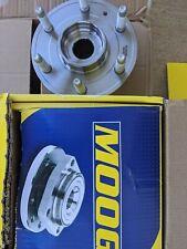 Front wheel bearing hub assembly moog 515096