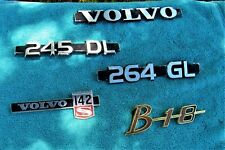 Volvo Badges for Volvo 122, 140, 240 ,260