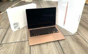 """2021 Apple 13"""" Macbook Air NEW M1 Model 16GB 256GB 16 256 Wood Case Bundle"""