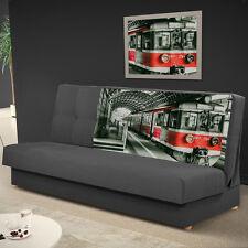 Schlafsofa PICTO II Couchgarnitur Sofa Couch Schlaffunktion Kinderzimmer Modern