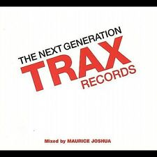 Next Generation - Trax Records ( AUDIO CD 05-25-2004 )