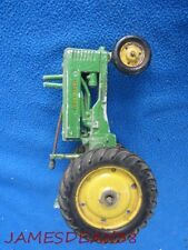 VINTAGE JOHN DEERE MODEL A TRACTOR ERTL AS IS