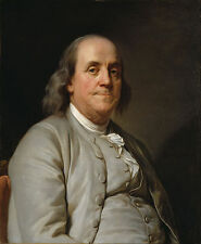 BENJAMIN FRANKLIN FOUNDING FATHERS INVENTOR 8X10 GLOSSY PHOTO PICTURE IMAGE #3